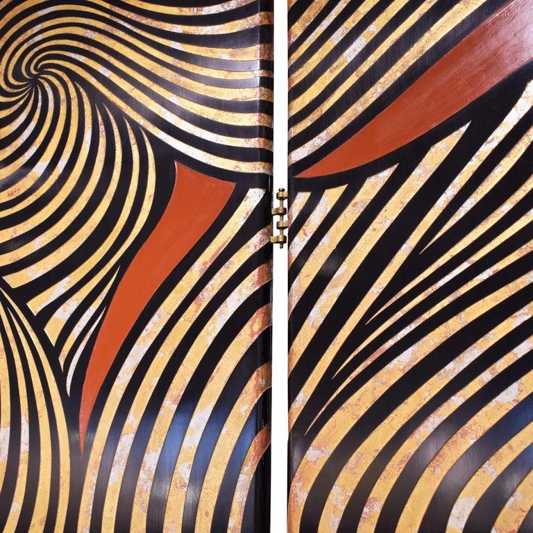 Wood Karl Springer Rare 4-Panel
