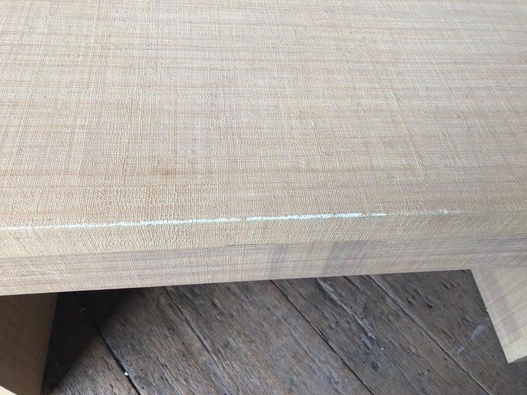 Karl Springer Style Desk 1