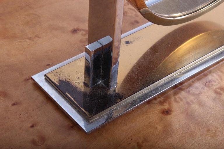 Karl Springer Table Top Mirror For Sale 2