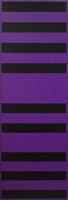 Bars- Black and Purple