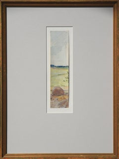 Rocky Landscape Of Distant Mountains Karl Yens