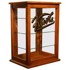 Karli Glass Shop Vitrine from the 1930s