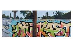 Outkast - Original Urban Painting - Graffiti Inspired