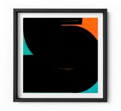 Select - Framed Limited Edition Print - Contemporary - Modern Abstract