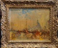 Impressionist view of Venice, San Giorgio