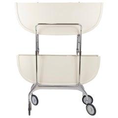 Kartel Bar Cart Folding Beige