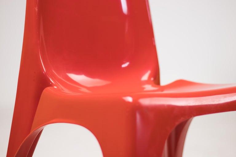 Mid-Century Modern Kartell 4850 Castiglioni Chair For Sale