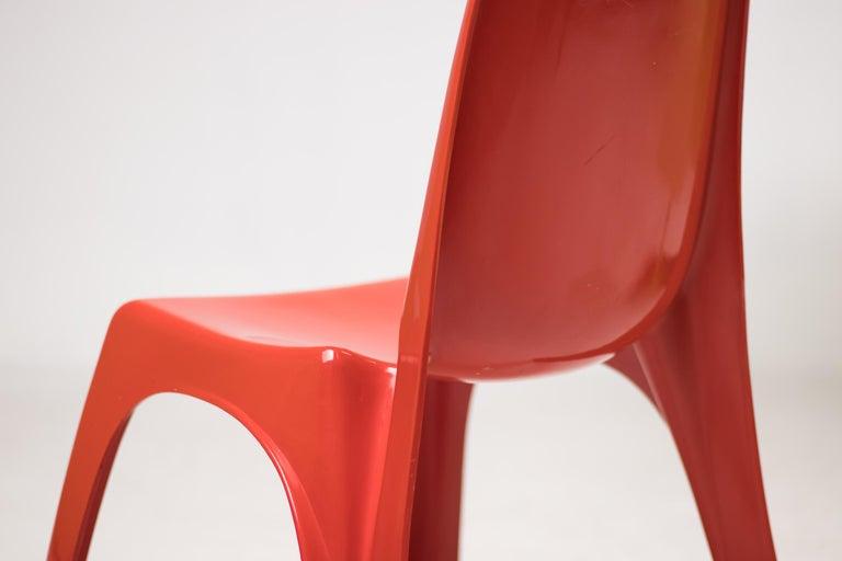 Italian Kartell 4850 Castiglioni Chair For Sale