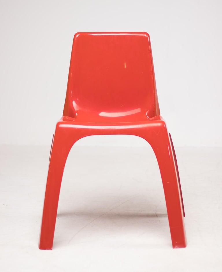 Mid-20th Century Kartell 4850 Castiglioni Chair For Sale