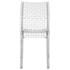 Kartell Ami Ami Chair in Crystal by Tokujin Yoshioka
