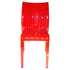 Kartell Ami Ami Chair in Red by Tokujin Yoshioka