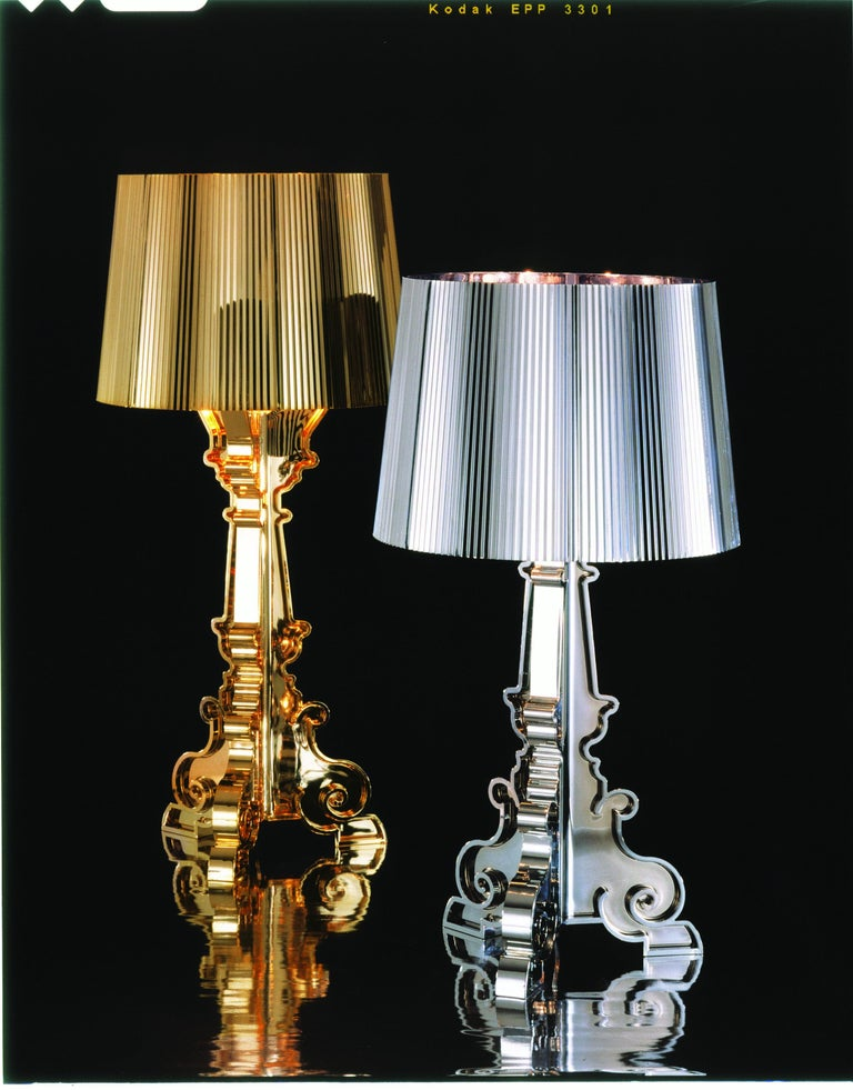 Kartell Bourgie Lamp in Crystal by Ferruccio Laviani For Sale 7