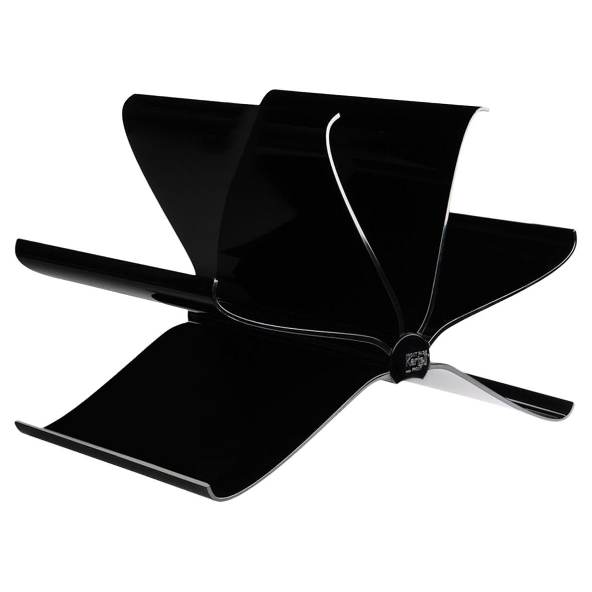 Kartell Front Page in Black by Front