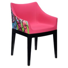 Kartell Madame Chair in New York Print by Philippe Starck in Paris Black