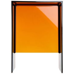 Kartell Max-Beam Side Table in Amber by Ludovica + Roberto Palomba