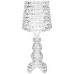Kartell Mini Kabuki Desk Lamp in Crystal by Ferruccio Laviani