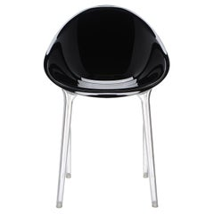 Kartell Mr. Impossible in Glossy Black by Philippe Starck & Eugeni Quitllet