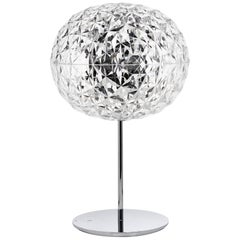Kartell Planet Stand Lamp in Crystal by Tokujin Yoshioka