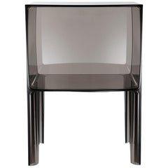 Kartell Small Ghost Buster Smoke Nightstand by Philippe Starck & Eugeni Quitllet