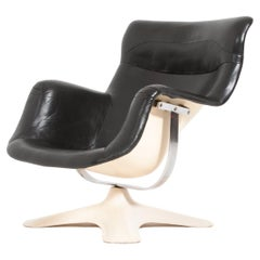Karuselli Lounge Chair by Yrjo Kukkapuro for Haimi