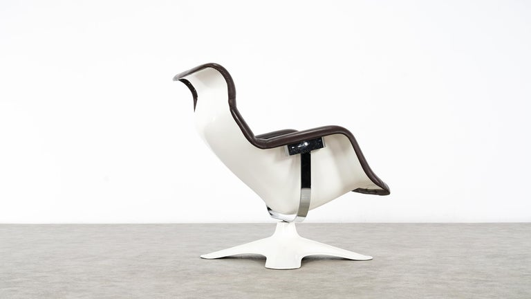 Karusselli Lounge Chair, Designed in 1964 by Yrjö Kukkapuro for Artek, Finland For Sale 2