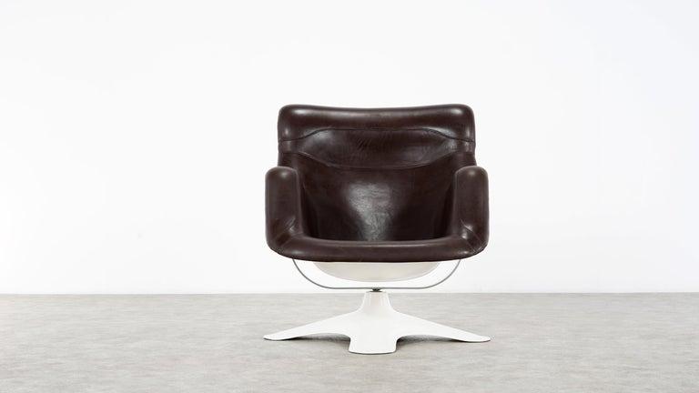 Karusselli Lounge Chair, Designed in 1964 by Yrjö Kukkapuro for Artek, Finland For Sale 5