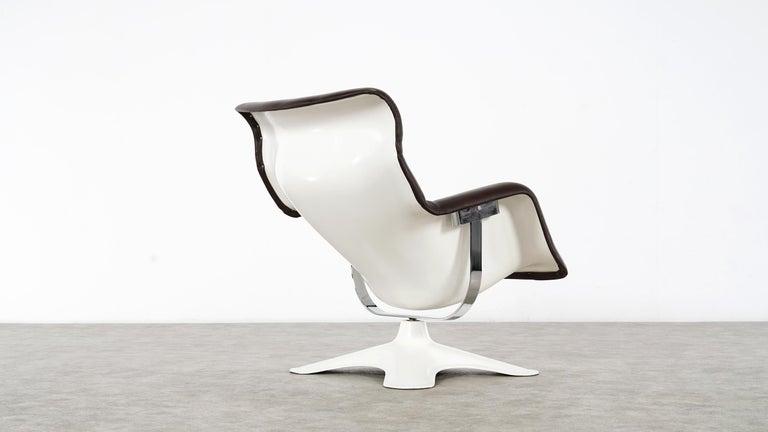 Karusselli Lounge Chair, Designed in 1964 by Yrjö Kukkapuro for Artek, Finland For Sale 1