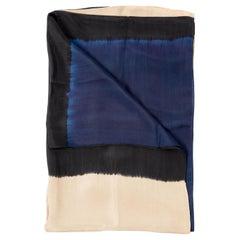 Kasmi Silk Shibori  Scarf / Wrap