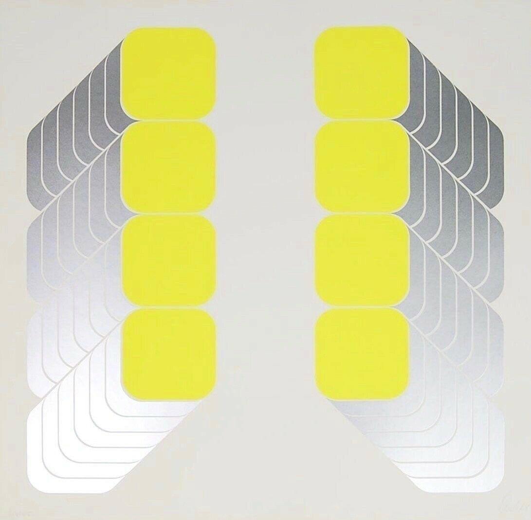 Lenk Series A, Limited Edition Silkscreen, Thomas Lenk