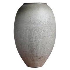 Kasper Würtz Amphora Inspired Vase in Stone Glaze