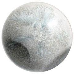 Kasper Würtz Large Medium Deep Charger in Aquatic Coloured Glaze