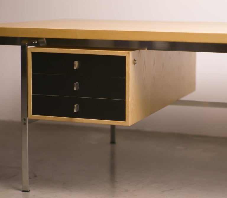 Danish Kastholm and Fabricius Desk For Sale
