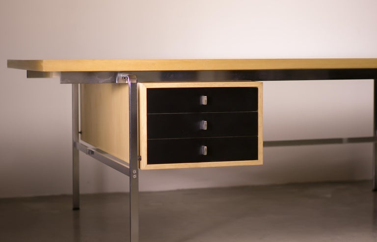 Kastholm and Fabricius Desk In Good Condition For Sale In Dronten, NL