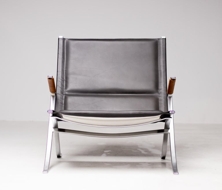Kastholm and Fabricius FK82 Lounge Chair For Sale 3