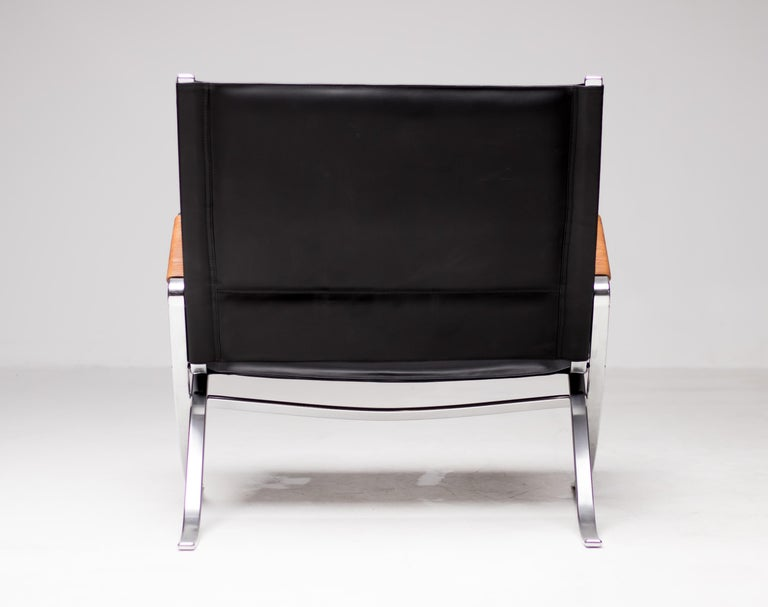 Kastholm and Fabricius FK82 Lounge Chair In Good Condition For Sale In Dronten, NL