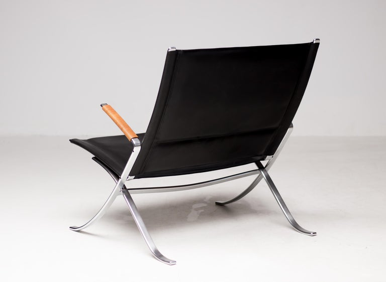 Kastholm and Fabricius FK82 Lounge Chair For Sale 1