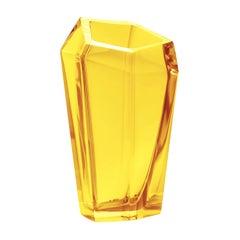 Kastle Amber Extra Large Vase by Karim Rashid