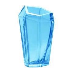 Kastle Blue Vase by Karim Rashid