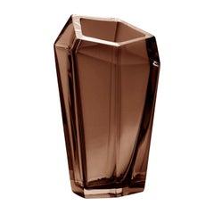 Kastle Brown Extra Large Vase by Karim Rashid