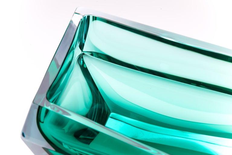 21st Century Karim Rashid Small Bowl Murano Glass Various Colors For Sale 1