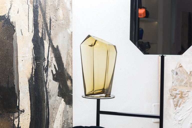 21st Century Karim Rashid Vase Murano Glass Various Colors For Sale 3