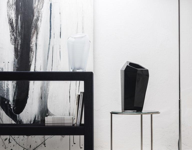 21st Century Karim Rashid Vase Murano Glass Various Colors For Sale 1