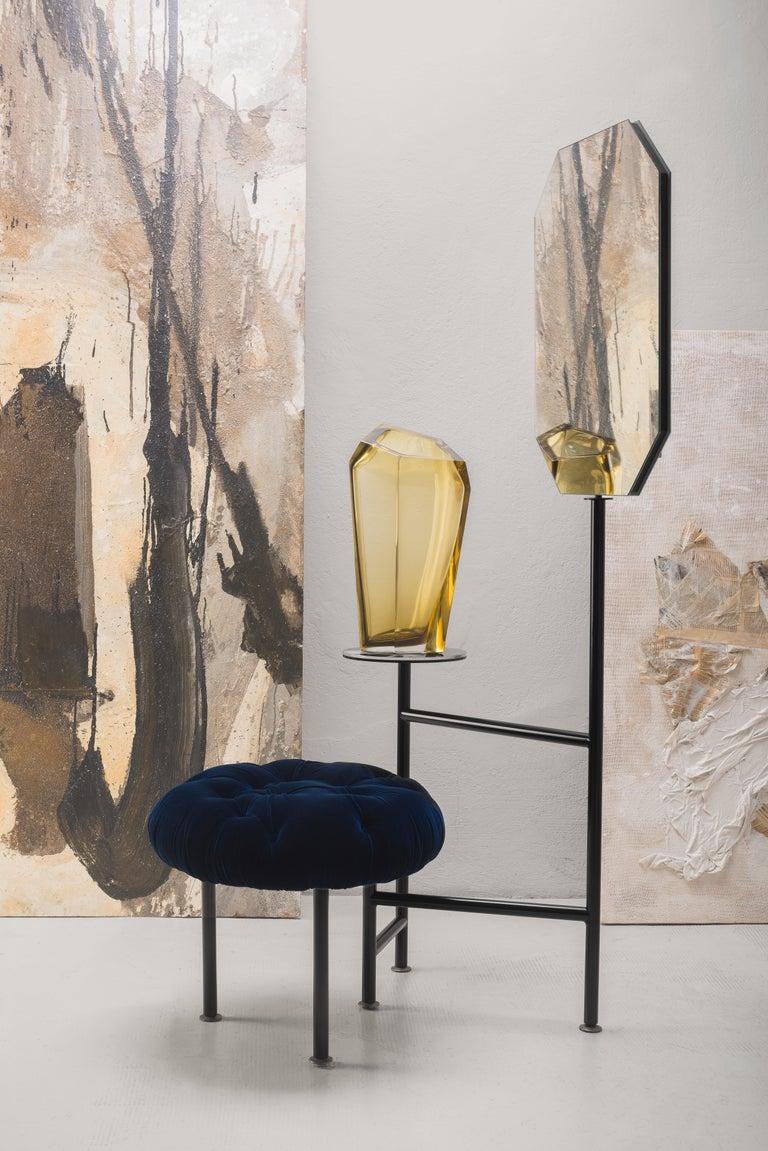 21st Century Karim Rashid Vase Murano Glass Various Colors For Sale 2