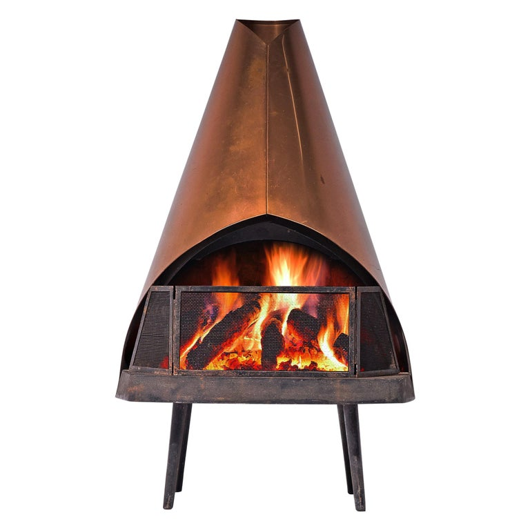 Kastor Fire Place in Copper, Finland For Sale