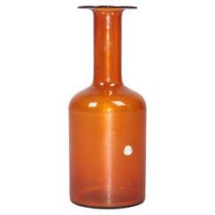 Kastrup Glass Vase