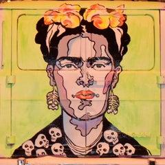 """I was Born a Bitch"" - Frida Kahlo  Ltd Ed 3/12"