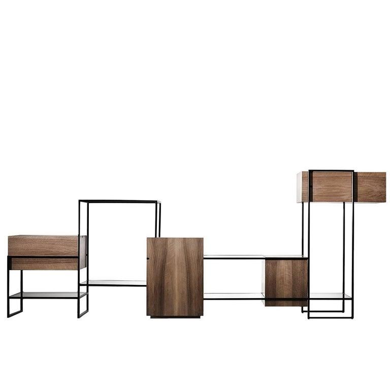 Katai Living Room Cabinet by Giacomo Moor