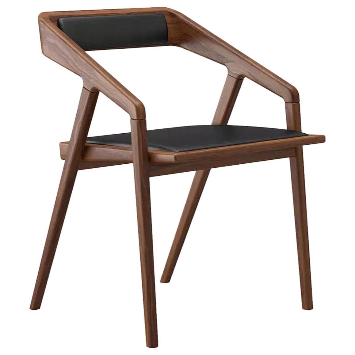 Katakana Dining Chair by Dare Studio