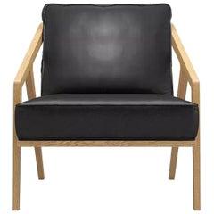 Katakana Lounge Chair by Dare Studio