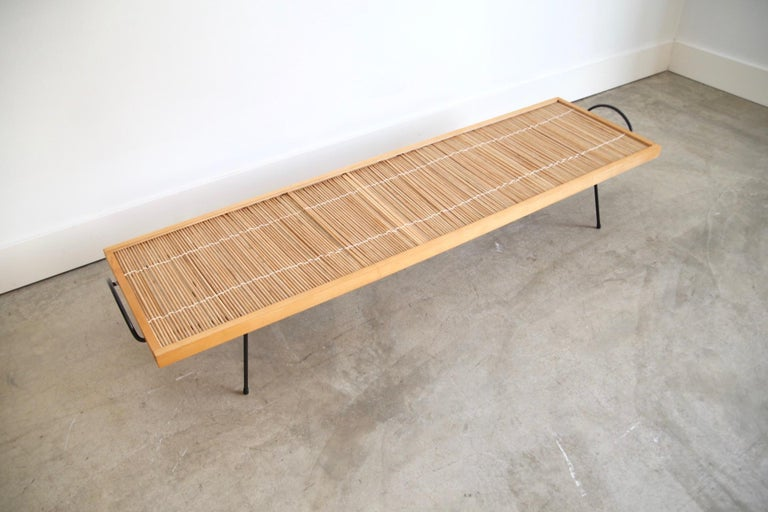 American Katavolos, Littel & Kelly Midcentury Coffee Table For Sale